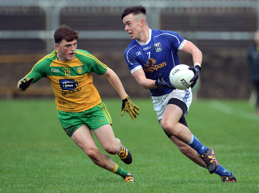 Bank of Ireland Dr McKenna Cup Round 2 Report