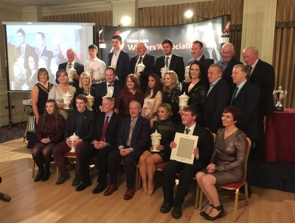 Ulster GAA Writers' Awards Ceremony