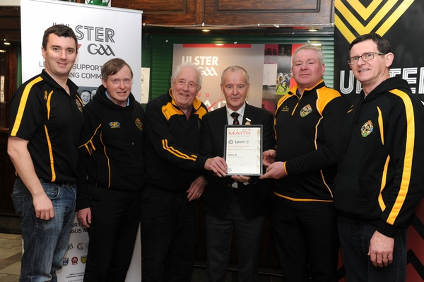 Clubs achieve Club Maith Accreditation