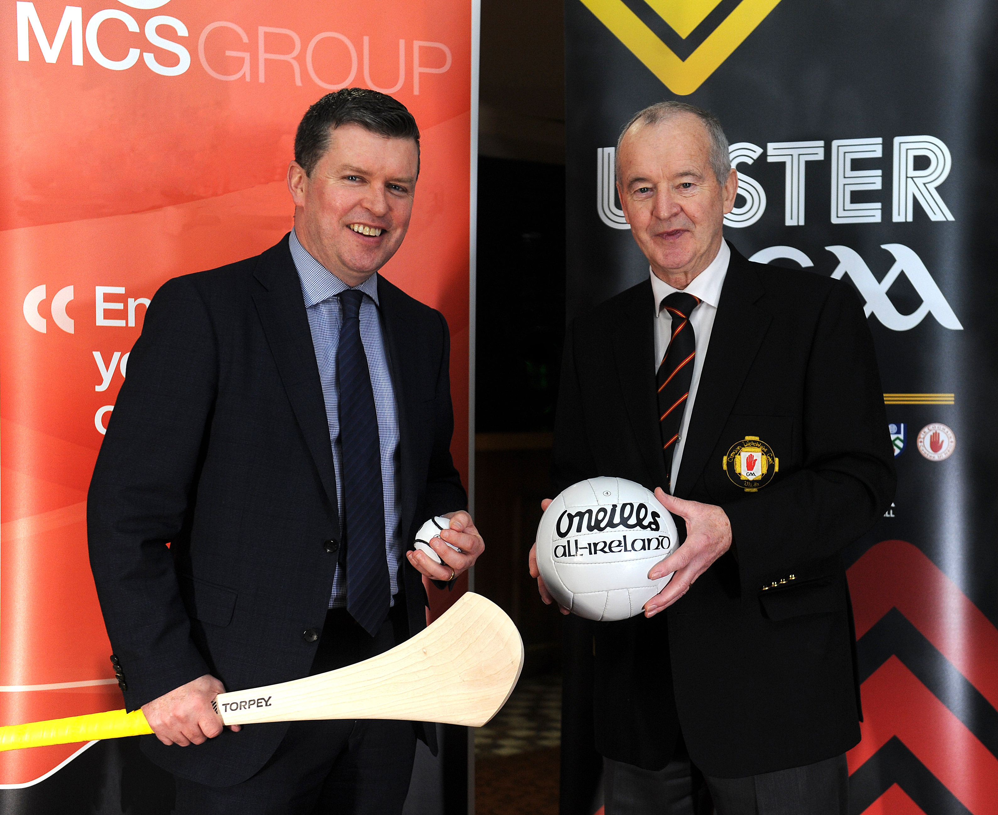 Ulster GAA confirm MCS Group as a Corporate Partner