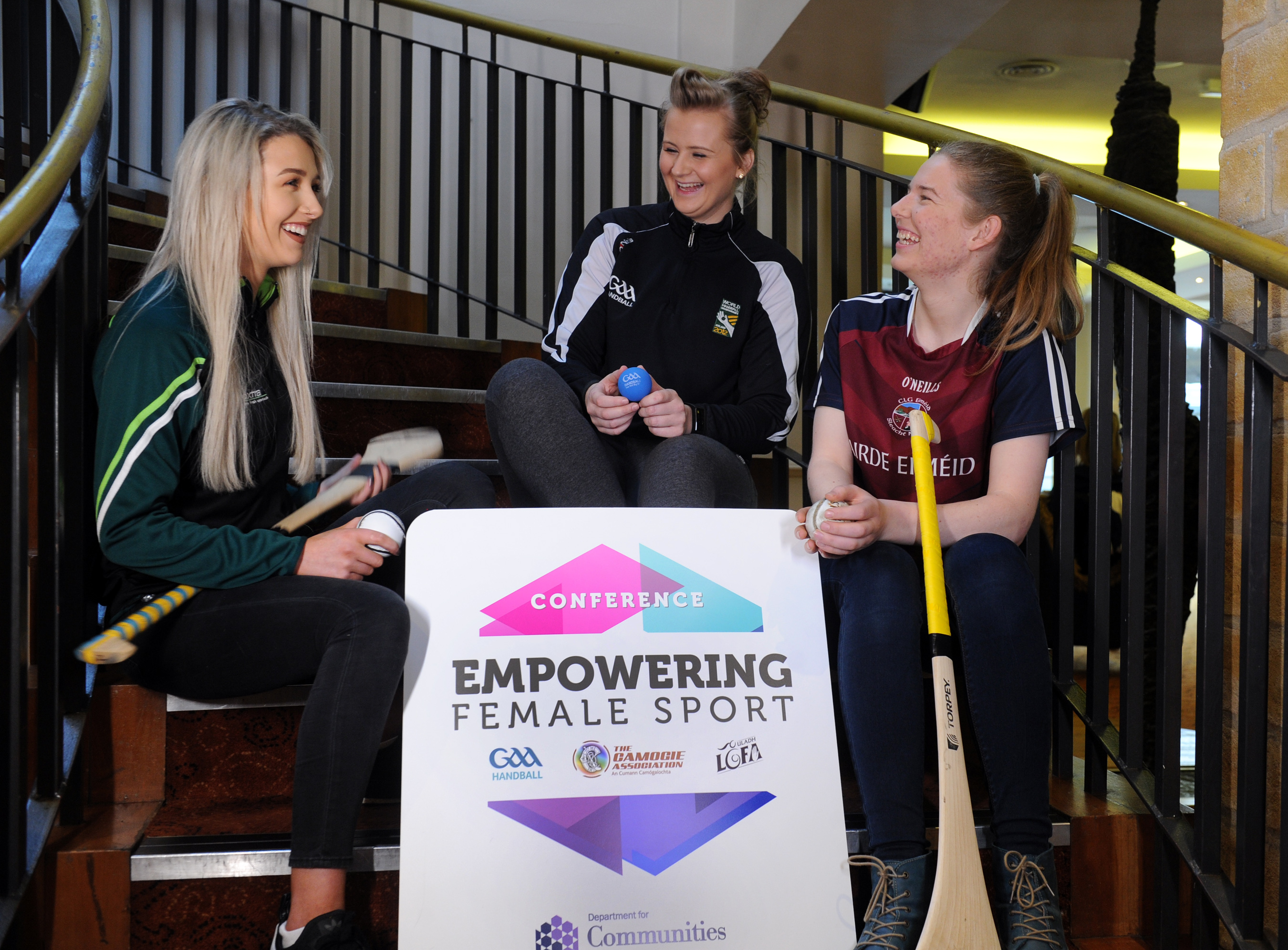 Launch of Empowering Female Sport Conference