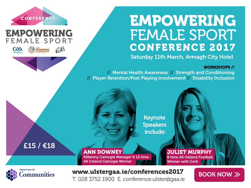 Empowering Female Sport Conference 2017