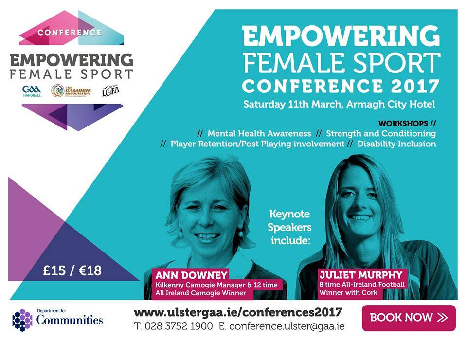 Empowering Female Sport Conference
