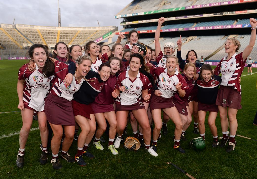Slaughtneil deliver emotional victory on record day for Camogie