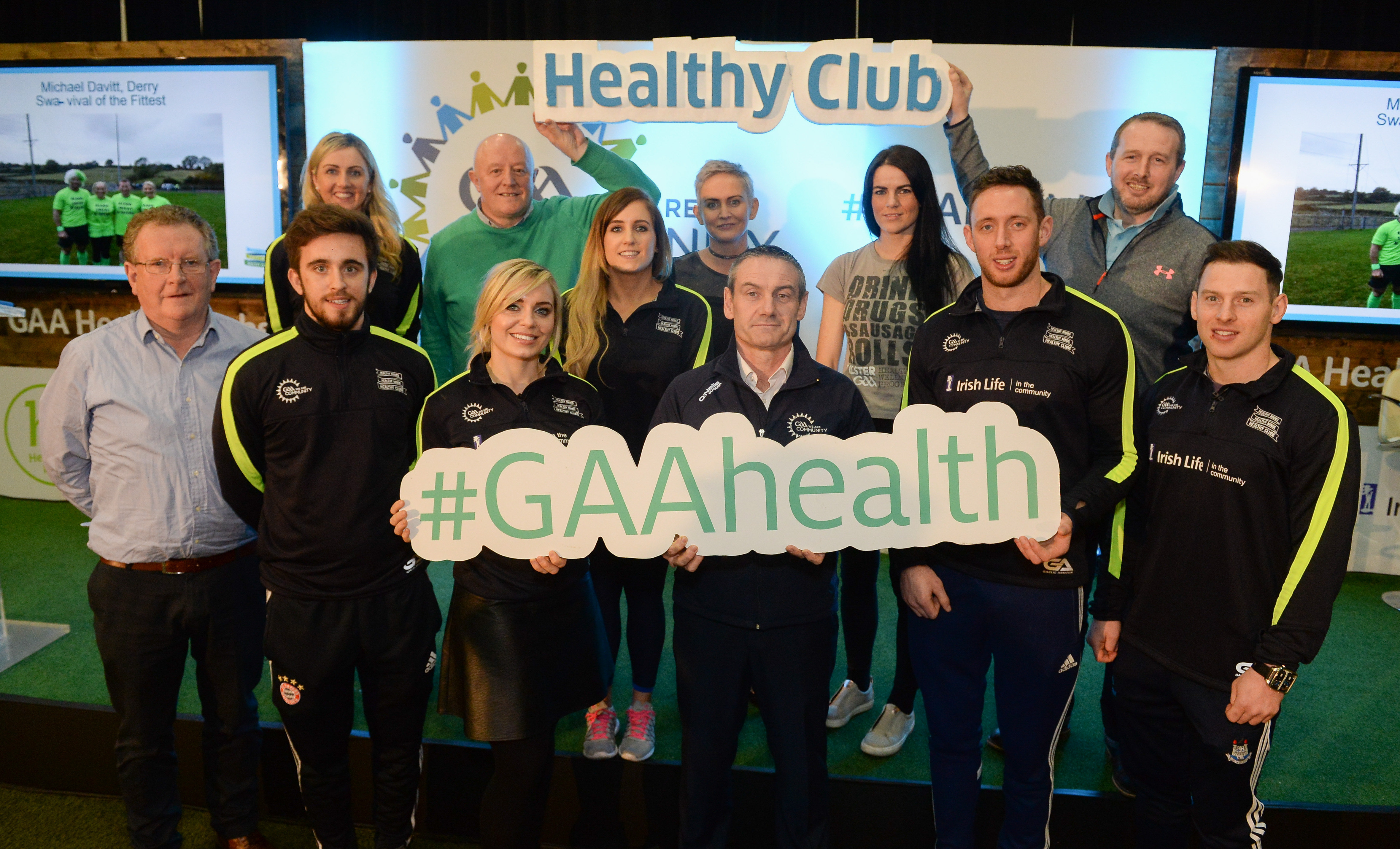 Healthy Clubs Roadshow gives valuable insight to well-being initiatives