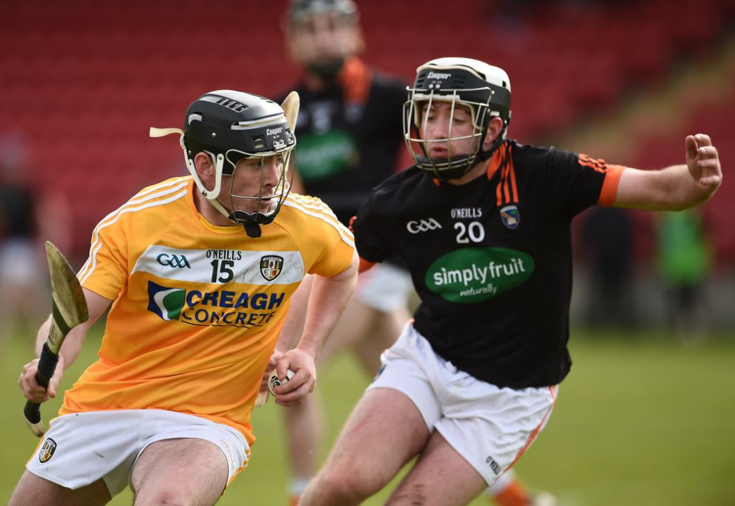 Antrim Ulster Senior Hurling Champions for 16th year in a row
