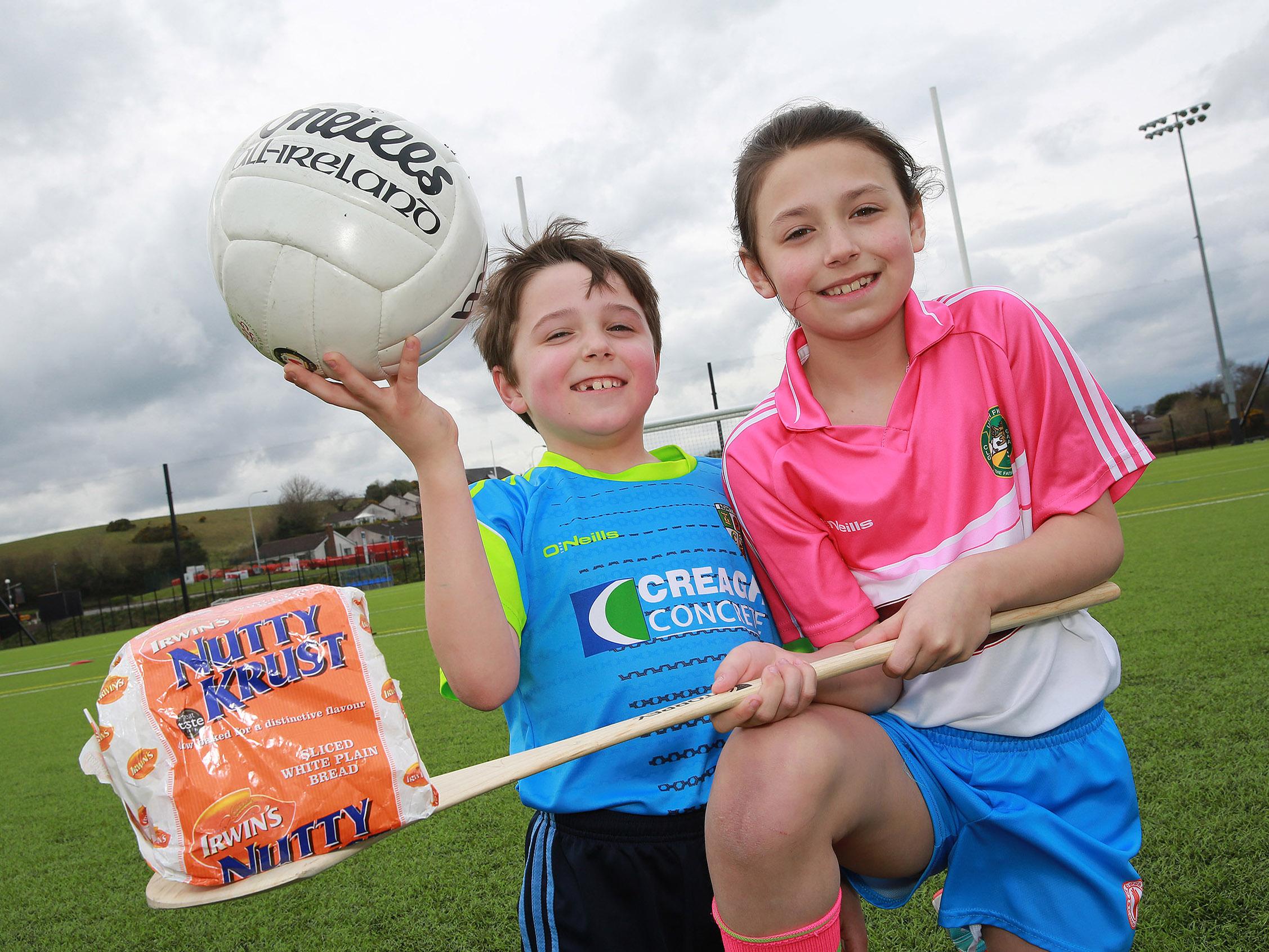 Irwins Ulster GAA Coaching Camps – Book Now