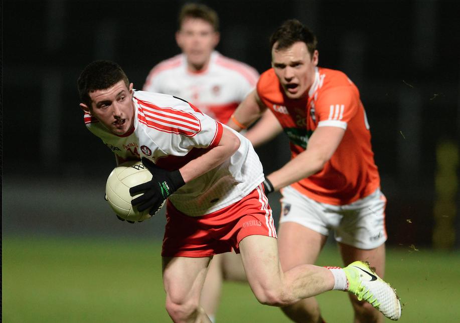 Eirgrid Ulster U21 SF – Derry defeat Armagh