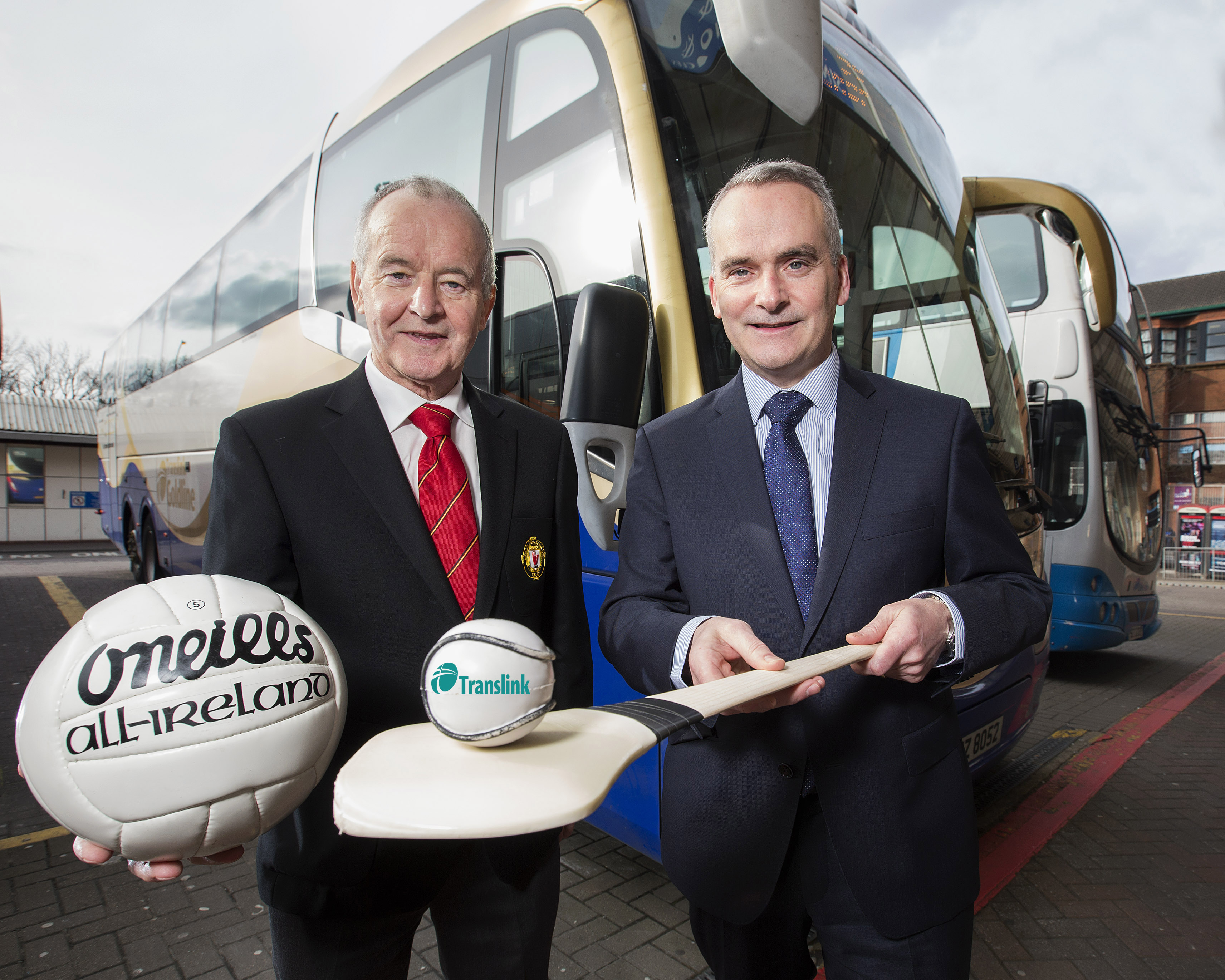 Ulster GAA pleased to announce Translink as a Corporate Partner