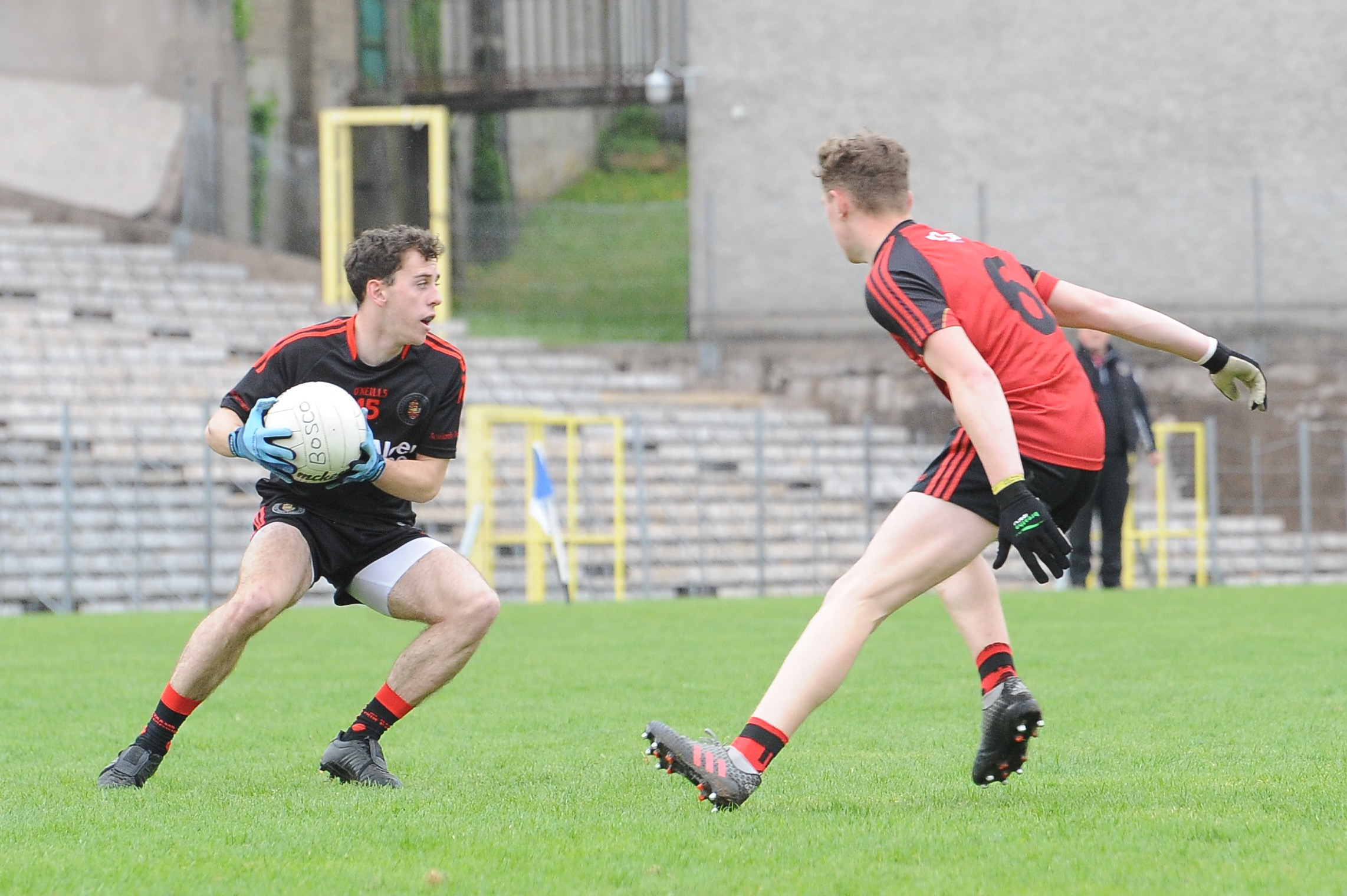 Tyrone & Cavan to meet in Ulster U17 Football Championship Final