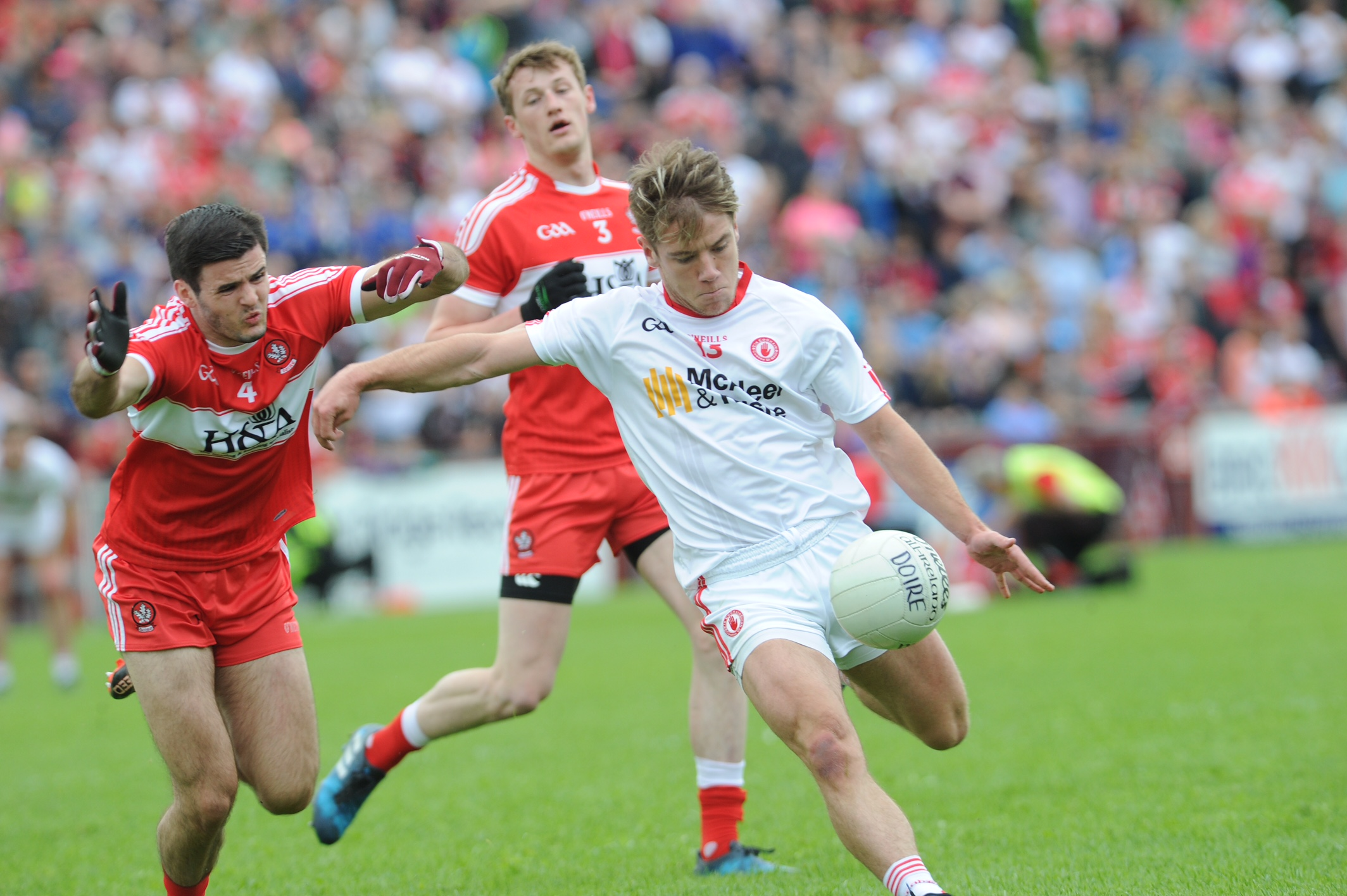Tyrone defeat Derry – Ulster SFC