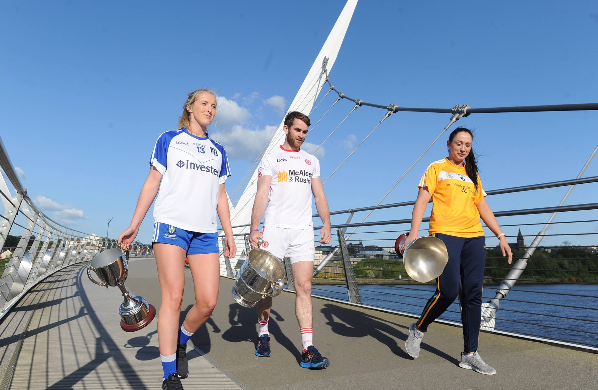 2017 Ulster Championships Launched