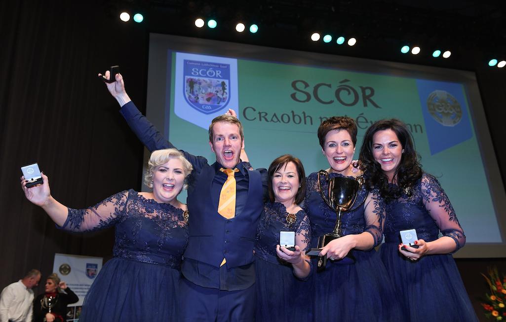 Ulster claim three titles at Scór Sinsir All Ireland Final