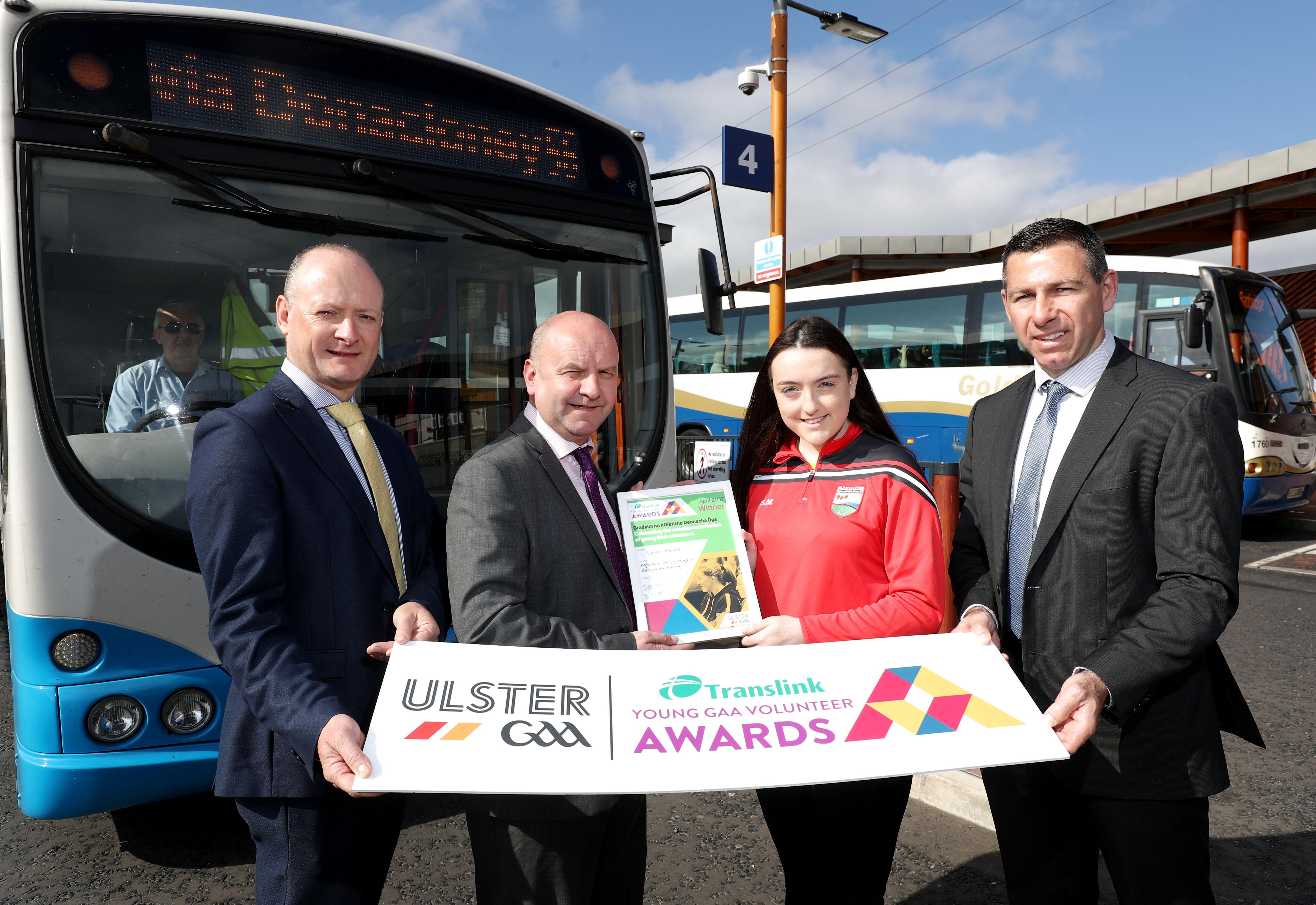 Outstanding volunteer effort recognised
