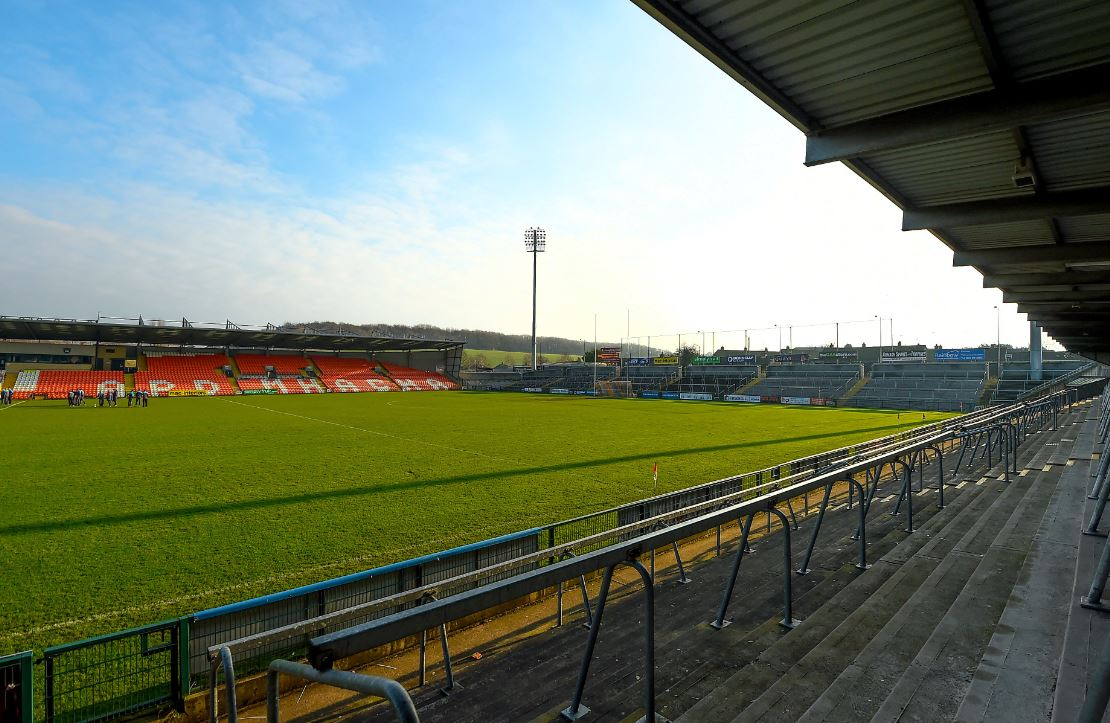 Down v Monaghan Match Day Information