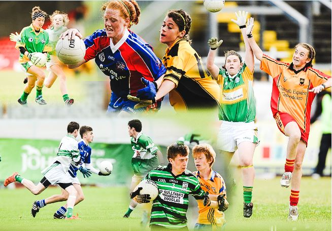 Ulster GAA welcomes all visitors to the 2017 John West Féile Peil na nÓg