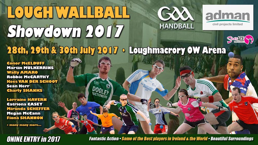 Massive interest ahead of 4th annual Loughmacrory Wallball showdown