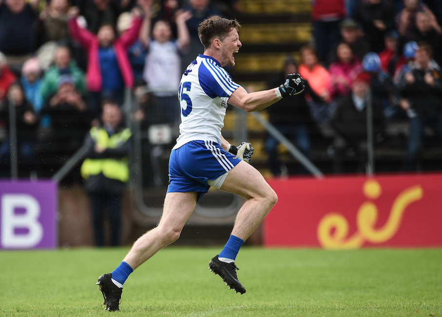McManus bags crucial goal for Monaghan – Ulster SFC