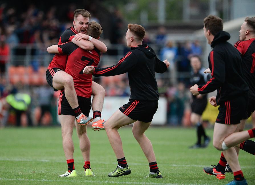 Down edge thriller in Ulster SFC Semi Final