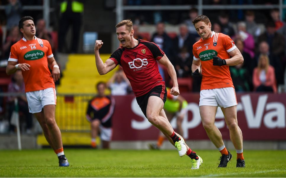 Down edge past Armagh in Championship clash
