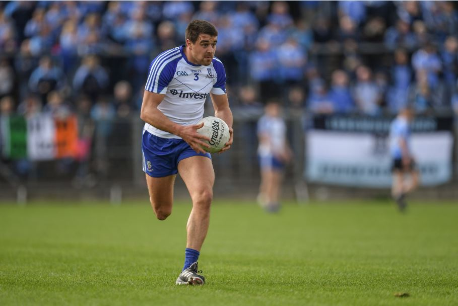 Drew Wylie expecting a tough Cavan battle