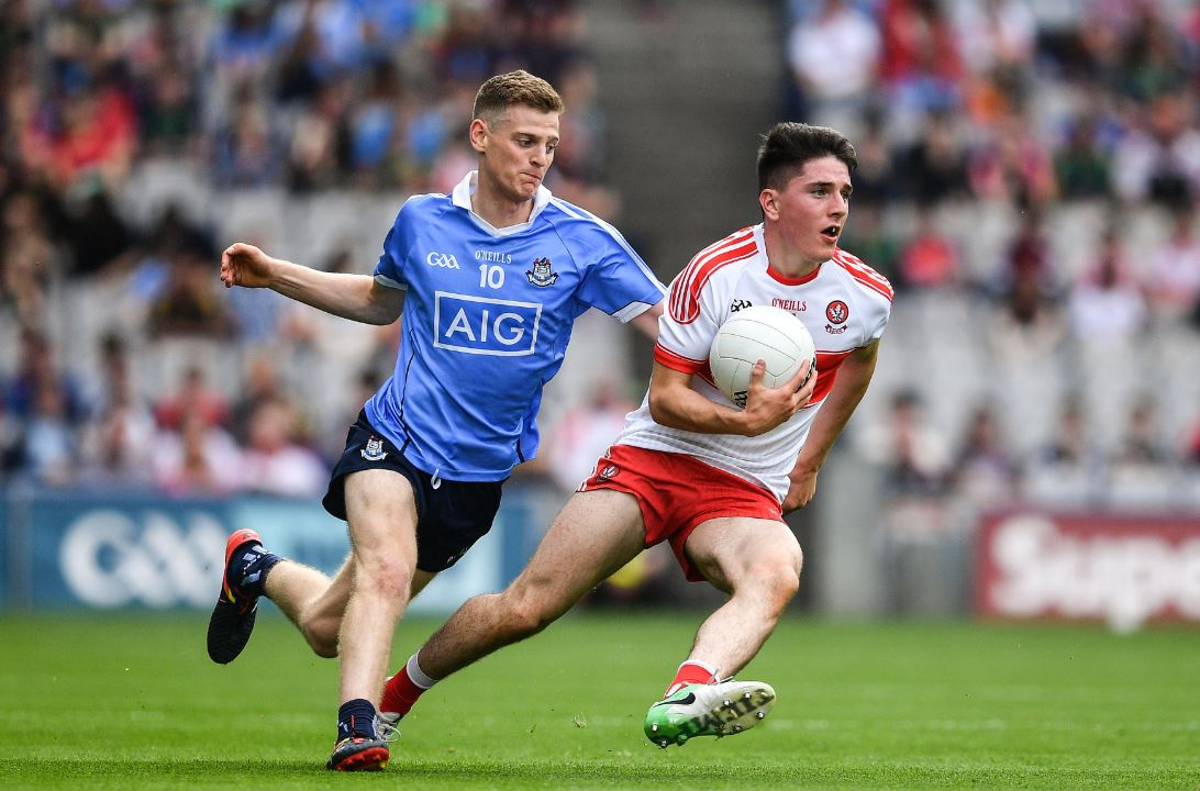 Dynamic Derry go through to All Ireland MFC Final