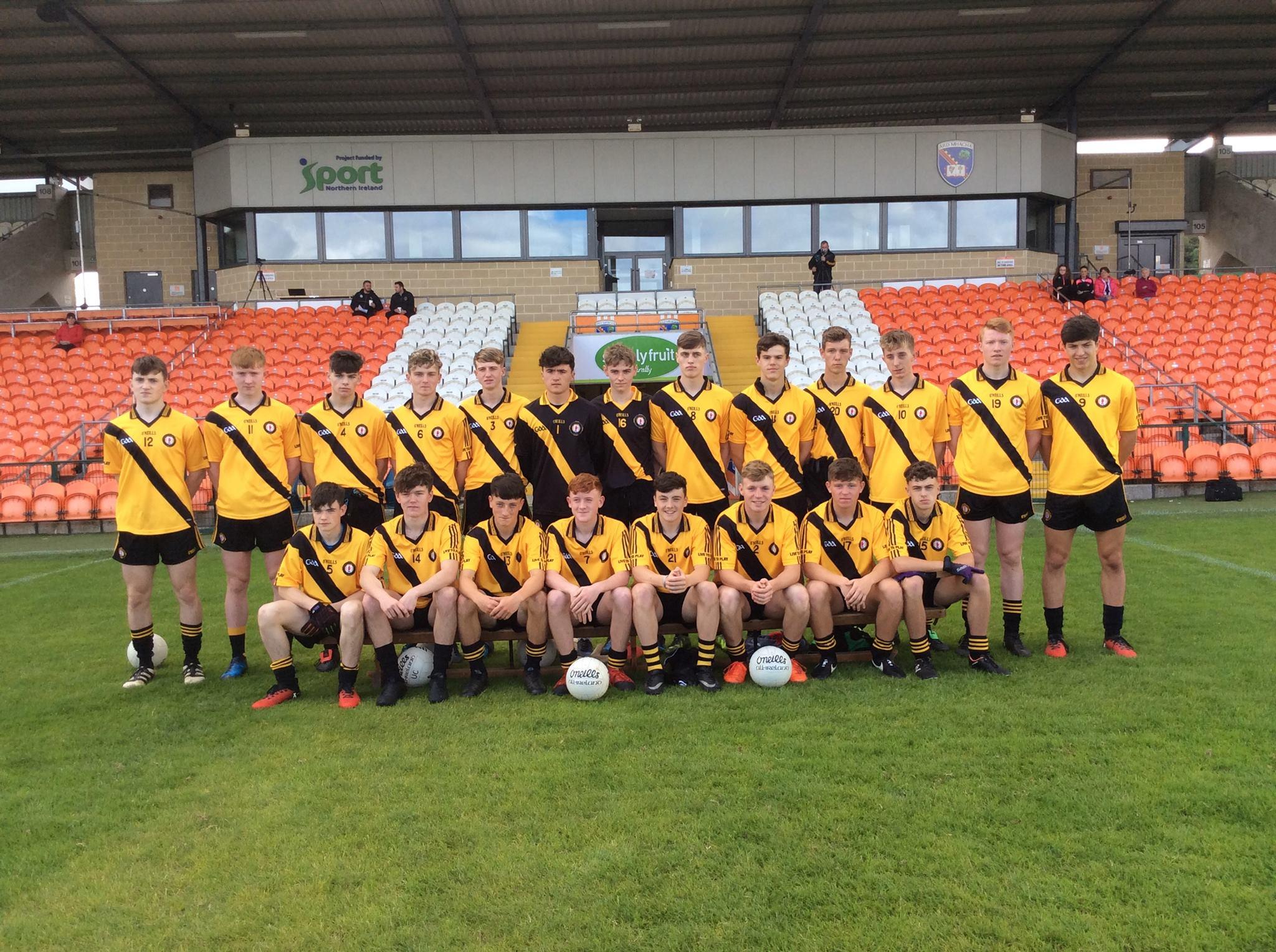 Ulster's U16 Elite Squad overcome Dublin challenge