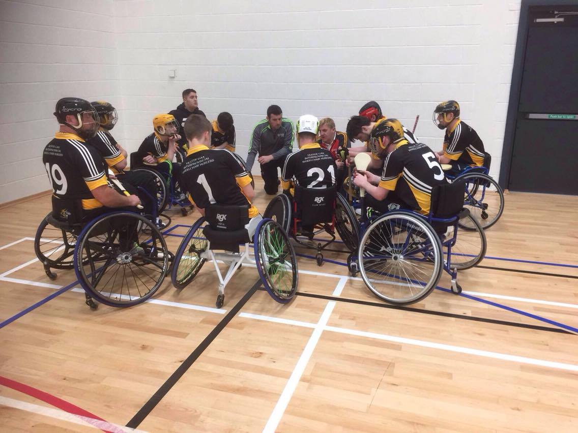 Interprovincial Wheelchair Hurling League Final