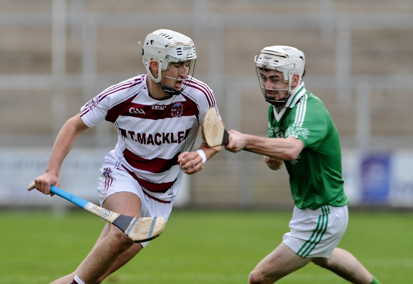 Ulster Club Hurling Success for Slaughtneil & Middletown
