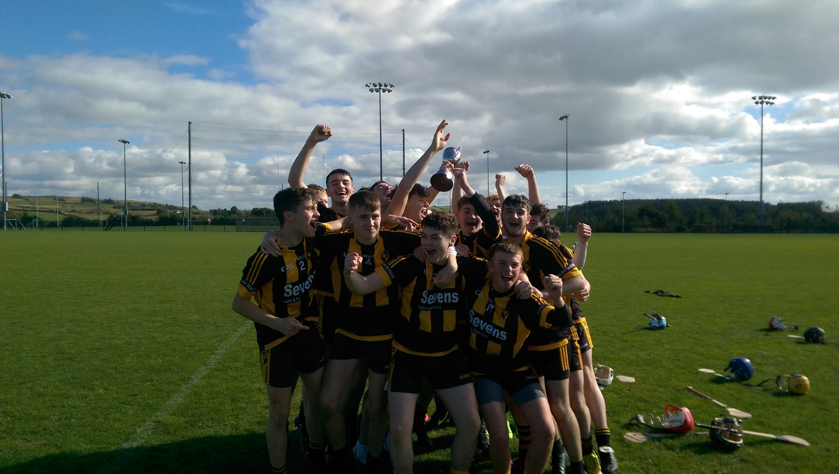 U18 South Hurling League Finals Held