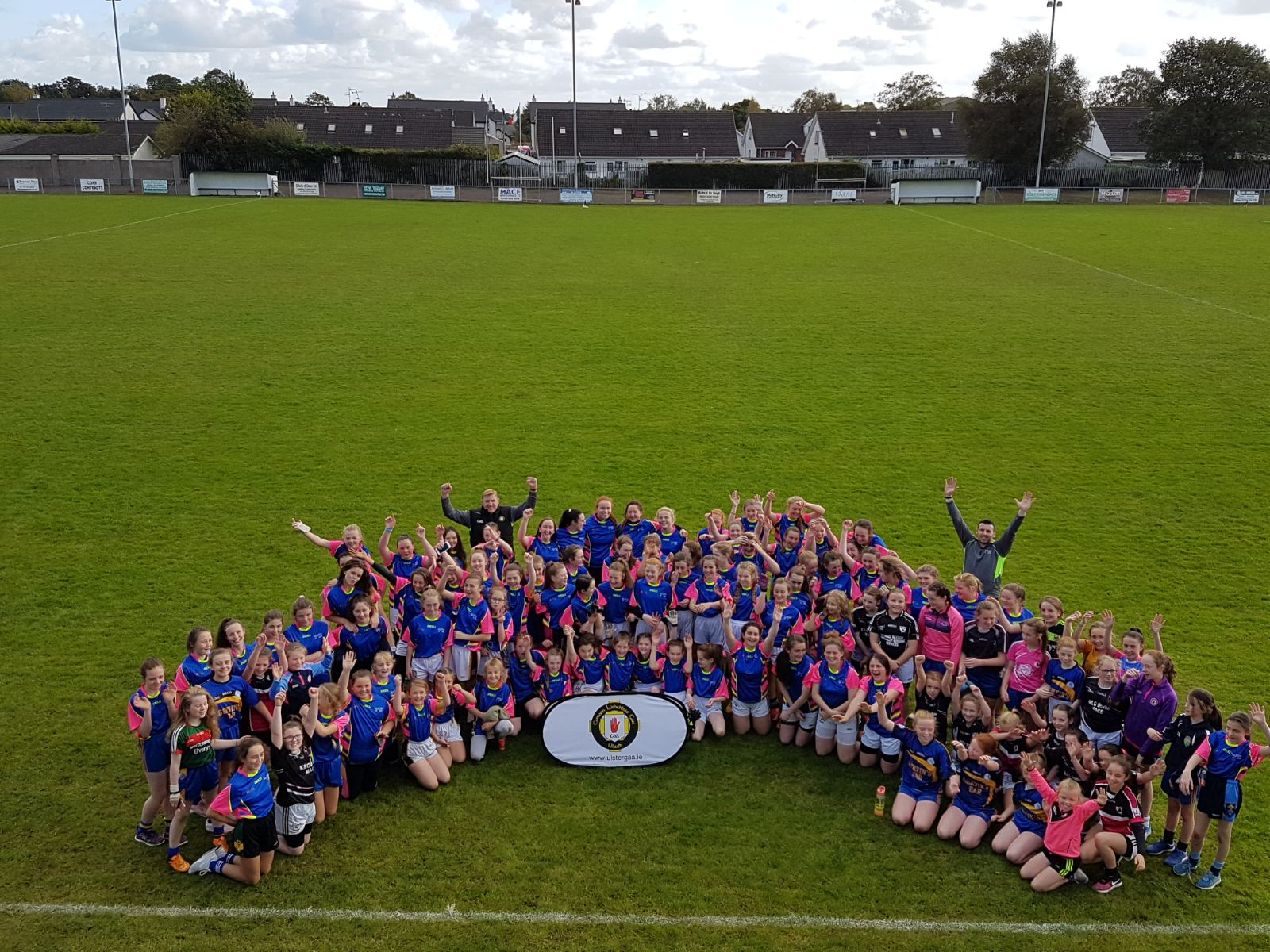 Girls to Gaels Blitz in Clonoe