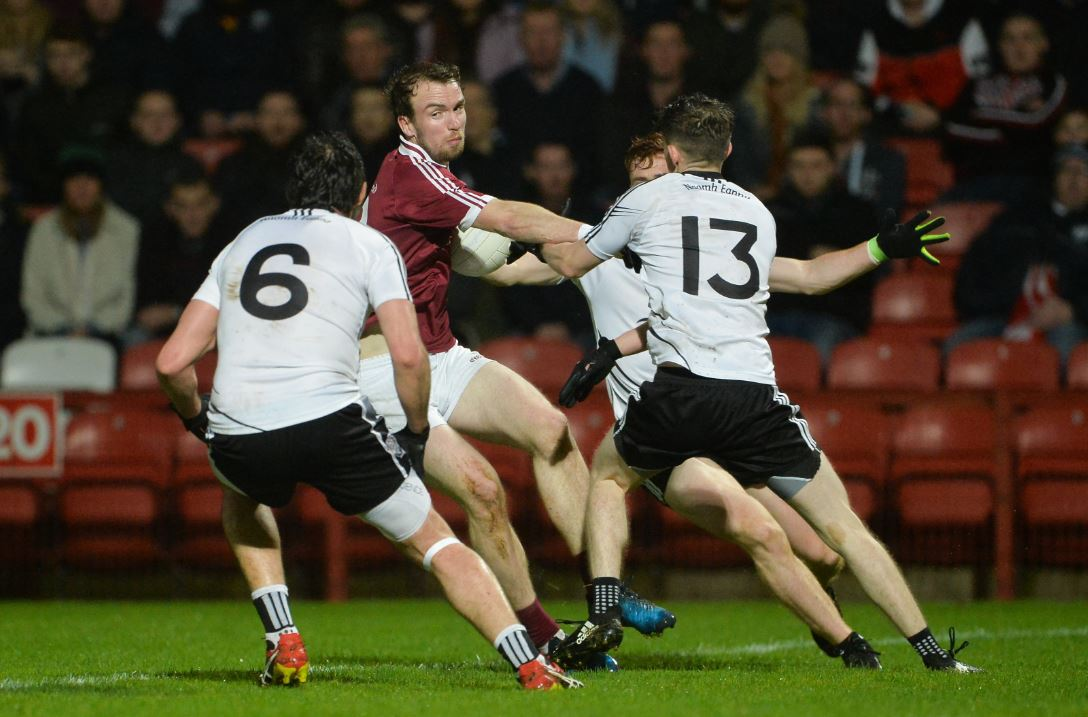 Slaughtneil edge out Omagh in AIB Ulster Club Senior Football Championship