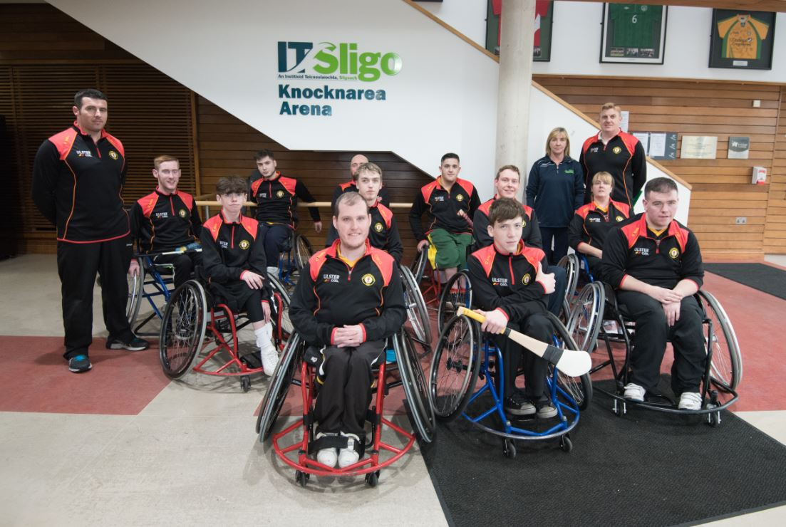 All-Ireland Wheelchair Hurling Championships