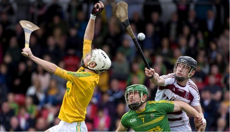 Big Weekend of AIB Ulster Club Hurling Action