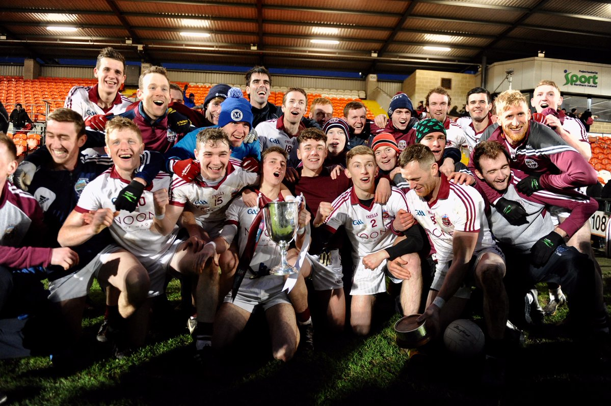 Slaughtneil claim AIB Ulster Club Senior Football title