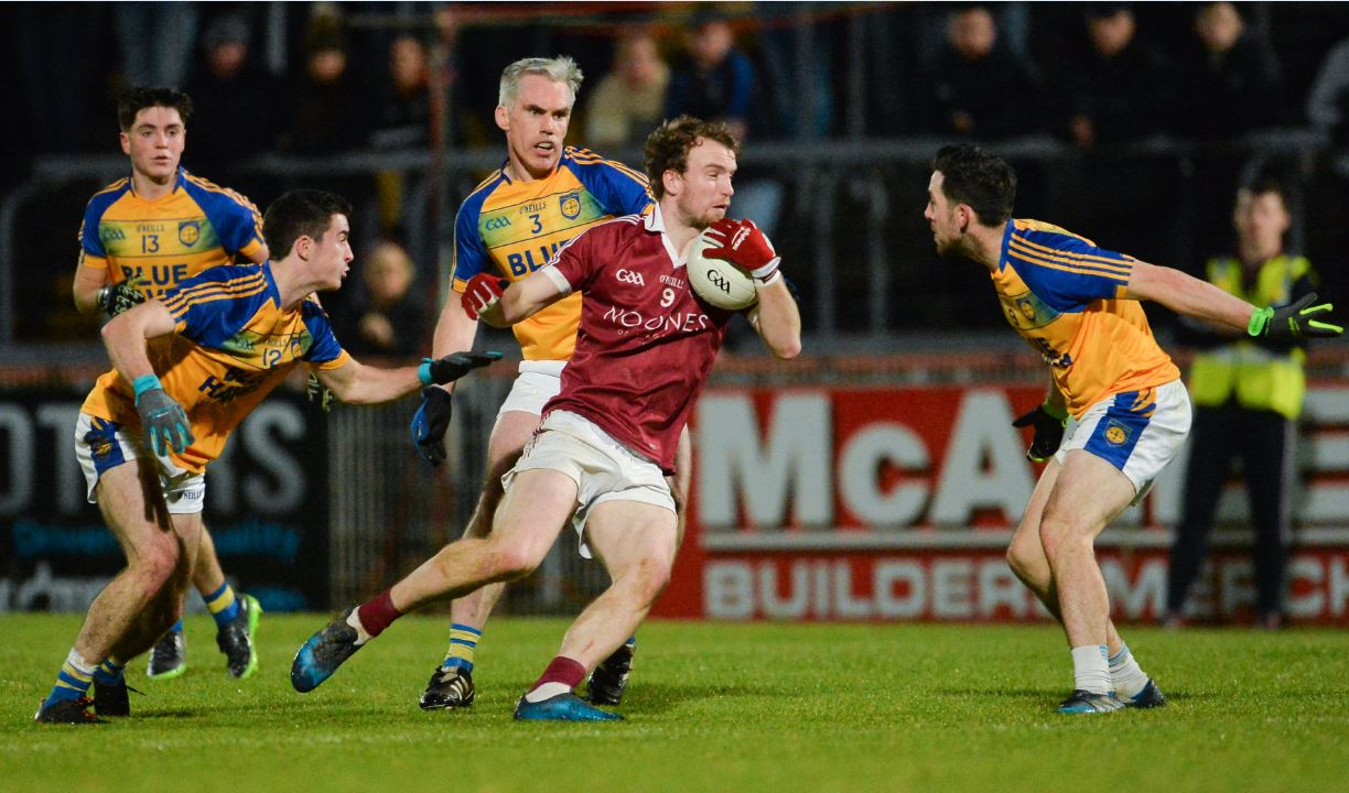 Slaughtneil advance to Ulster Club Senior Football Championship Final