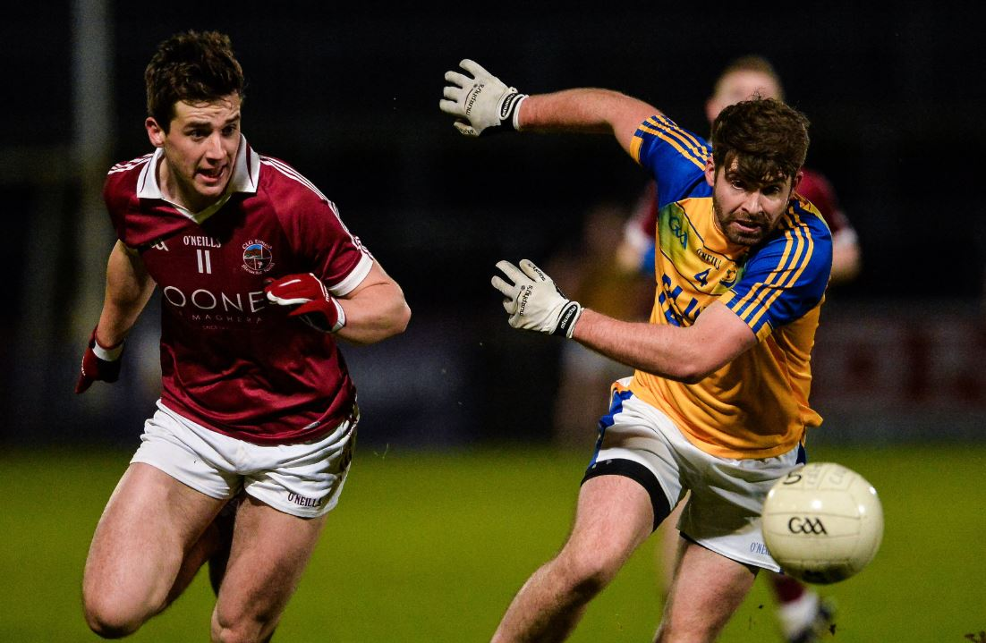 AIB Ulster Club Football Semi Finals Round-up