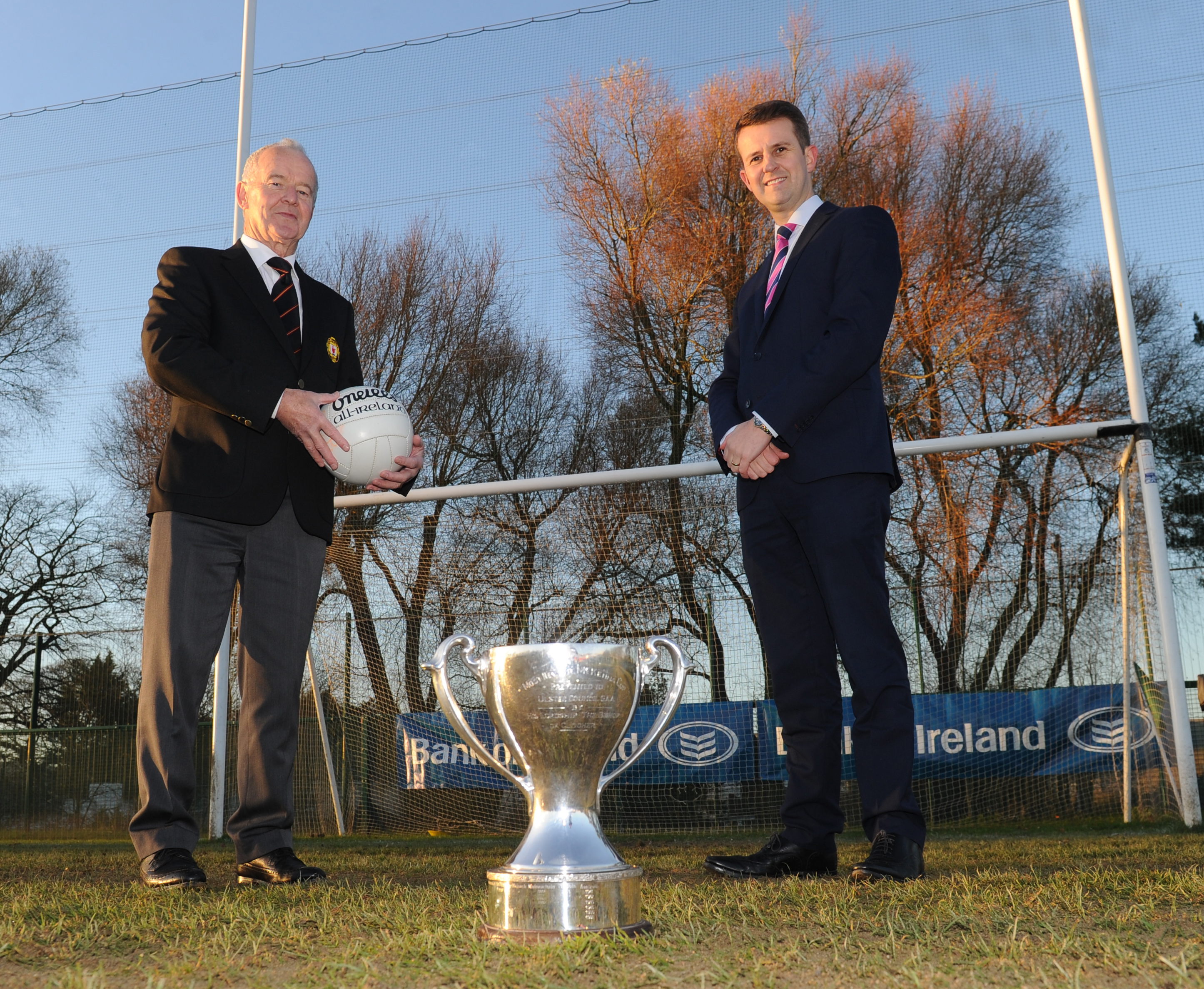 Bank of Ireland Renew Dr McKenna Cup Sponsorship