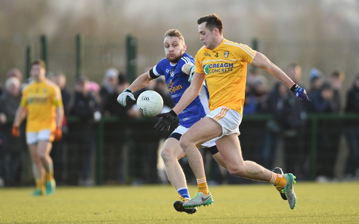 Antrim, Fermanagh and Tyrone claim McKenna Cup wins