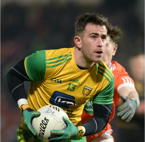 Donegal too good for Armagh in Bank of Ireland Dr. McKenna Cup semi-final