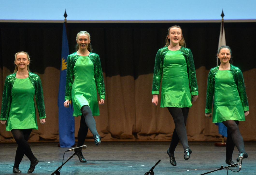 Ulster Scór na nÓg Final 2018 in Downpatrick