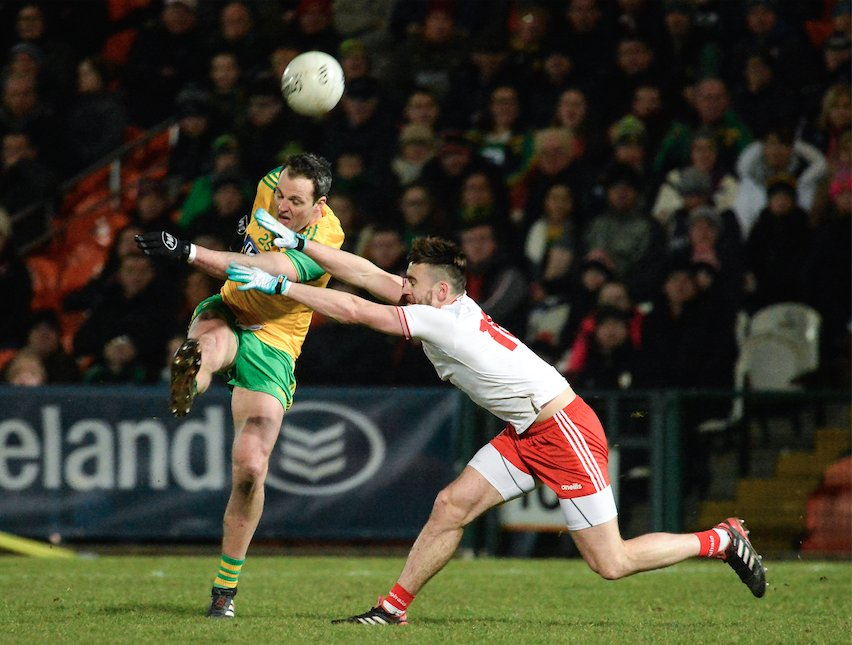 Donegal defeat Tyrone in Bank of Ireland Dr McKenna Cup Final