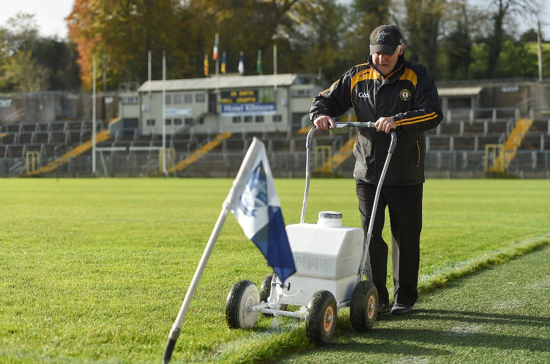 Pitch Maintenance Information Day 2018