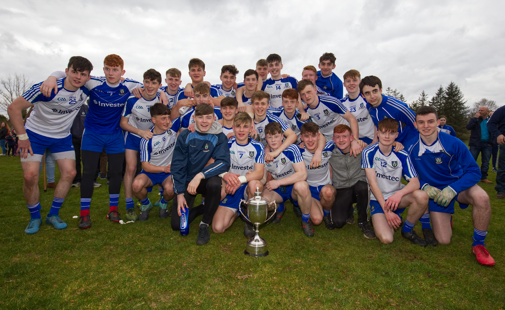 Monaghan claim victory over Donegal in Jim McGuigan U17 Cup Final
