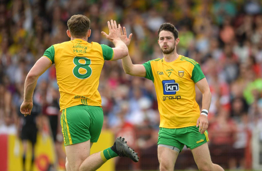 Donegal defeat Derry to progress to next stage of Ulster Senior Football Championship
