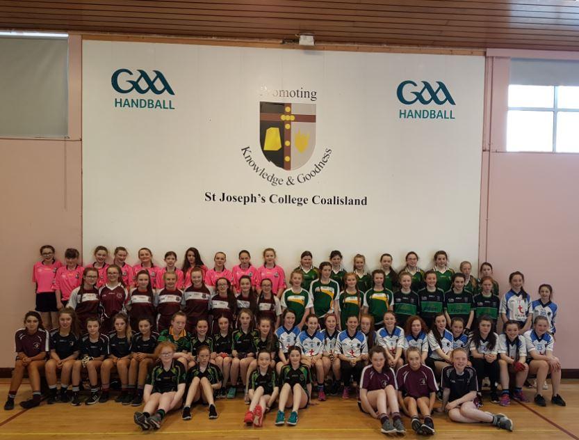 Ulster GAA  Schools One Wall 2017/2018