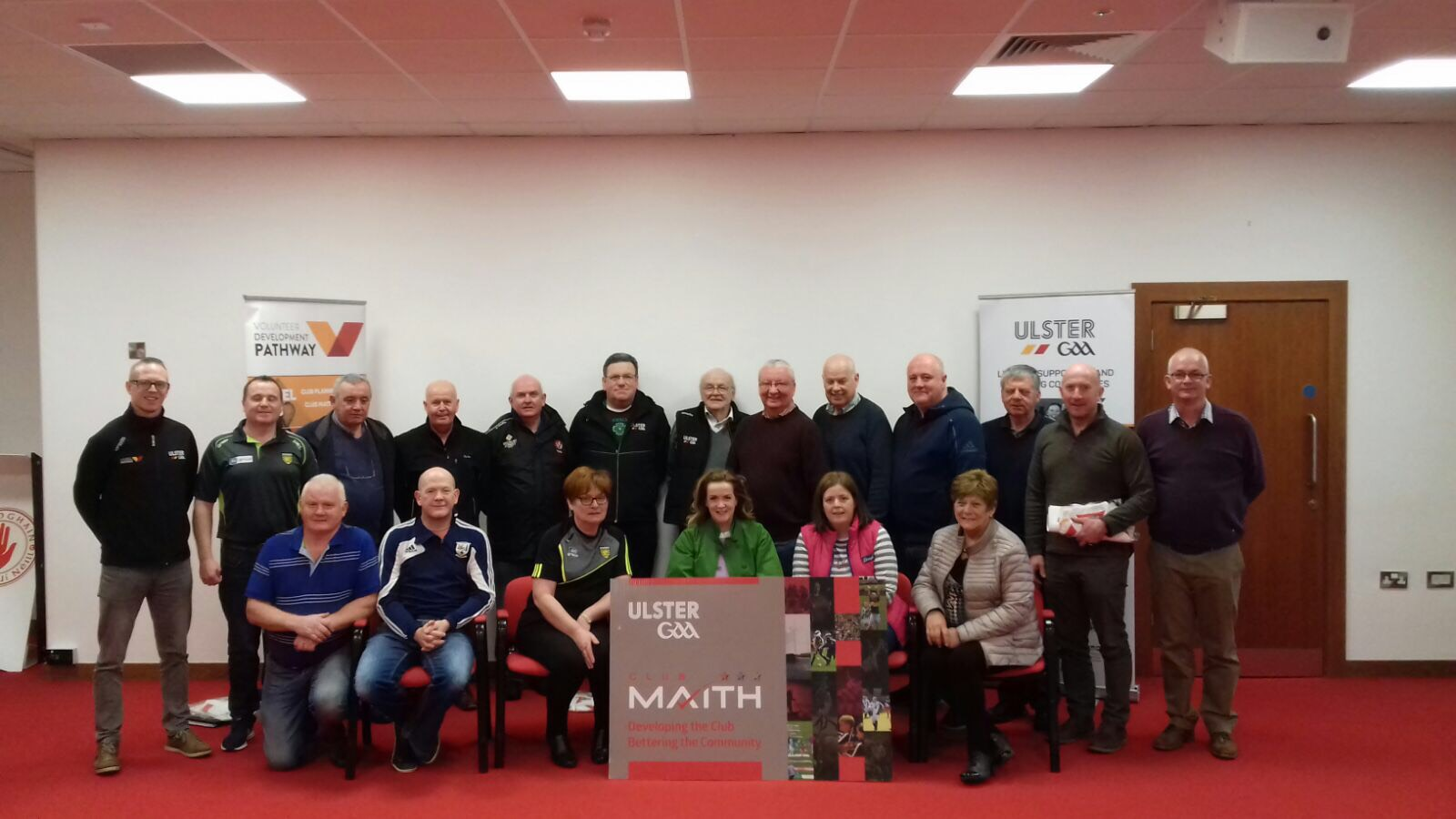 Club Maith Facilitator Training