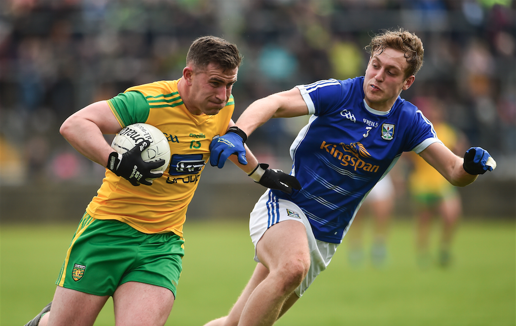 Donegal too good for Cavan in opening round of Ulster Senior Football Championship