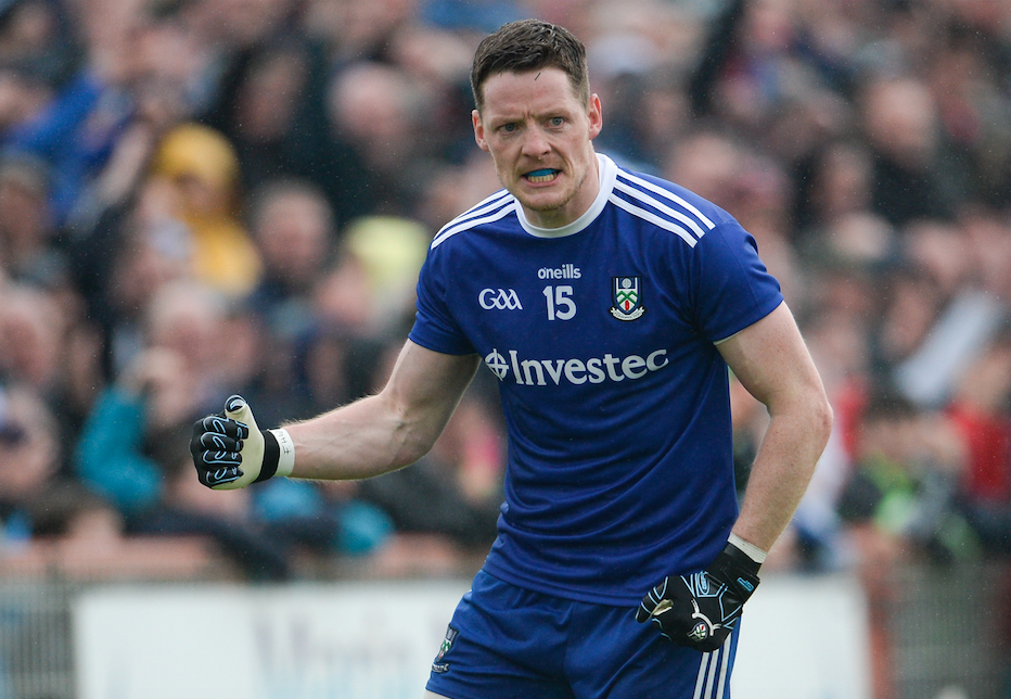Monaghan dethrone Tyrone in Ulster SFC quarter final