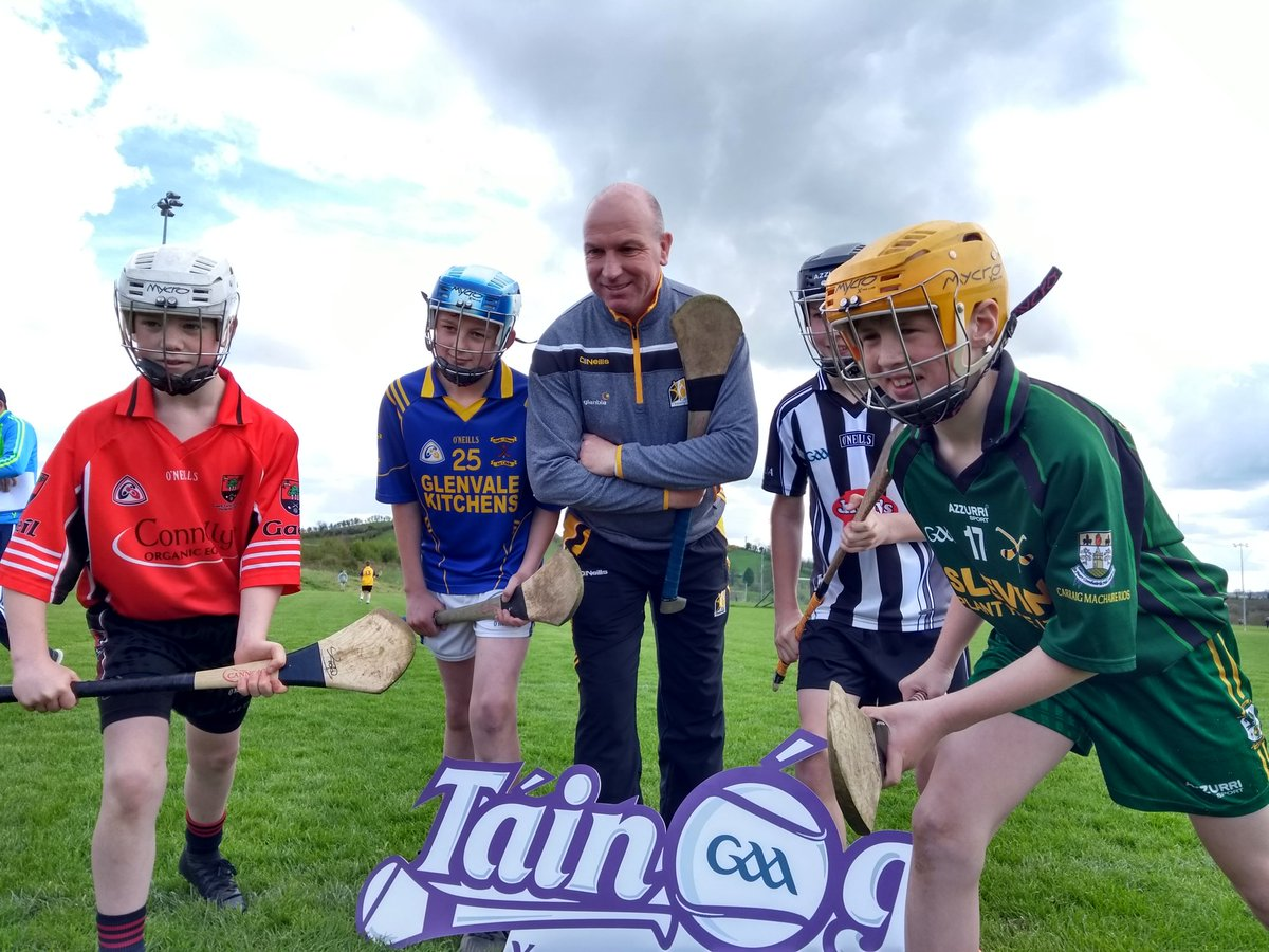 Inaugural U13 Táin Óg Hurling League